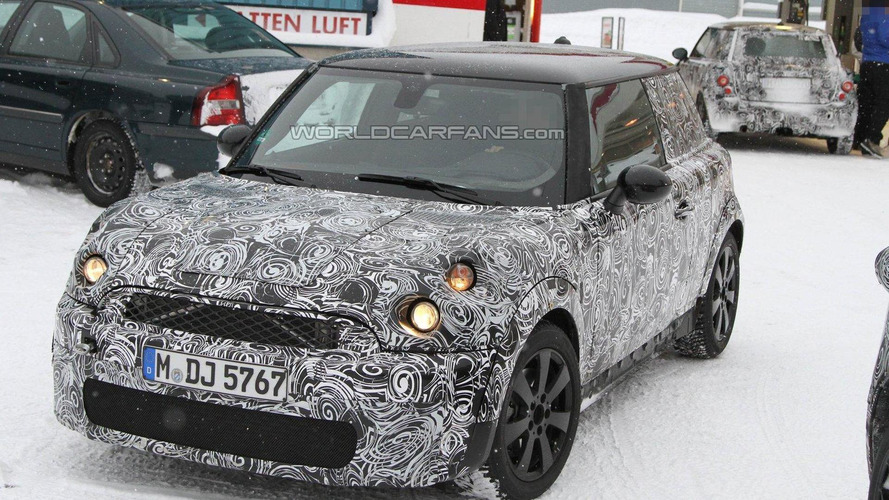 Next-generation MINI Cooper to be unveiled this week