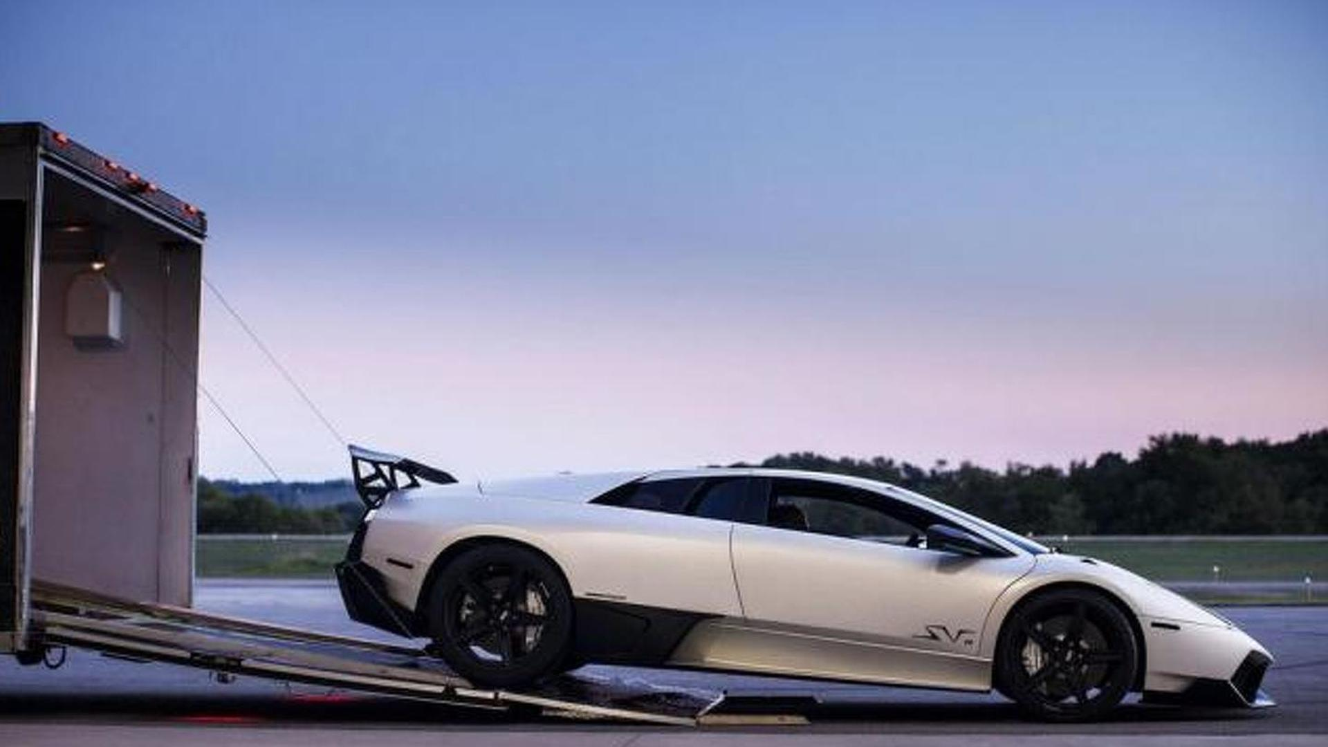 Lamborghini Murcielago Lp2000 2 Sv Twin Turbo Has 2 000 Rwhp Video