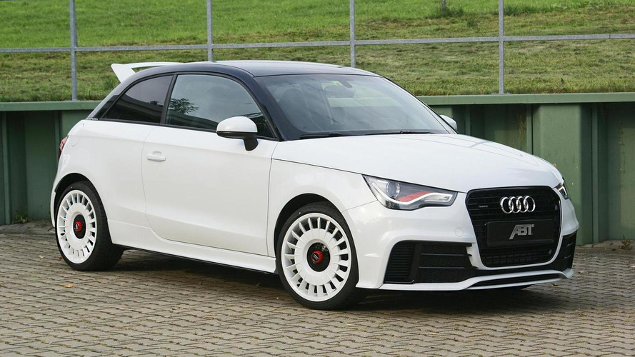 Audi A1 Quattro by ABT