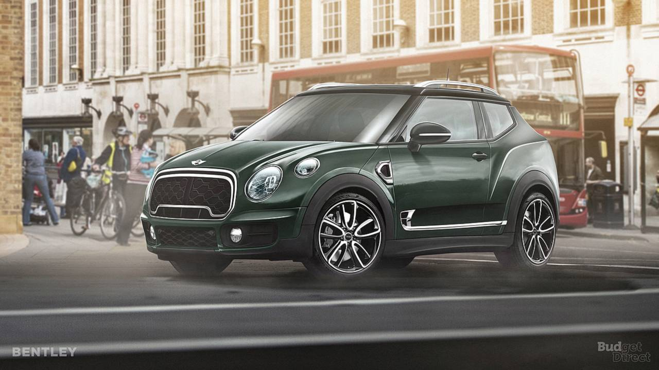 Mini Bentley