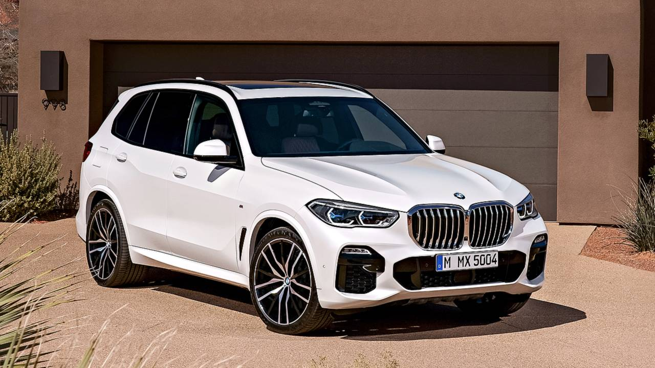 Bmw X5 Cargo Space >> 2020 Mercedes Gle How Does It Stack Up To The Audi Q7 Bmw X5