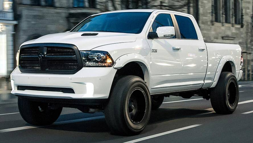 German Motors and Engineering Ram 1500 Bigfoot Edition