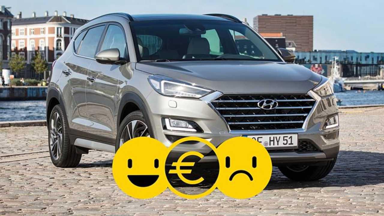 Promozione Hyundai Tucson, perché conviene e perché no