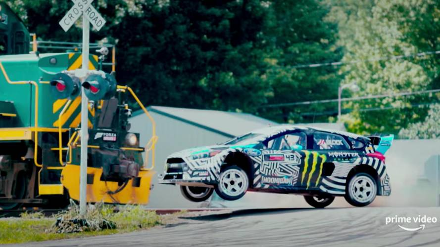Trailer for Ken Block's Amazon series reveals making of Gymkhana