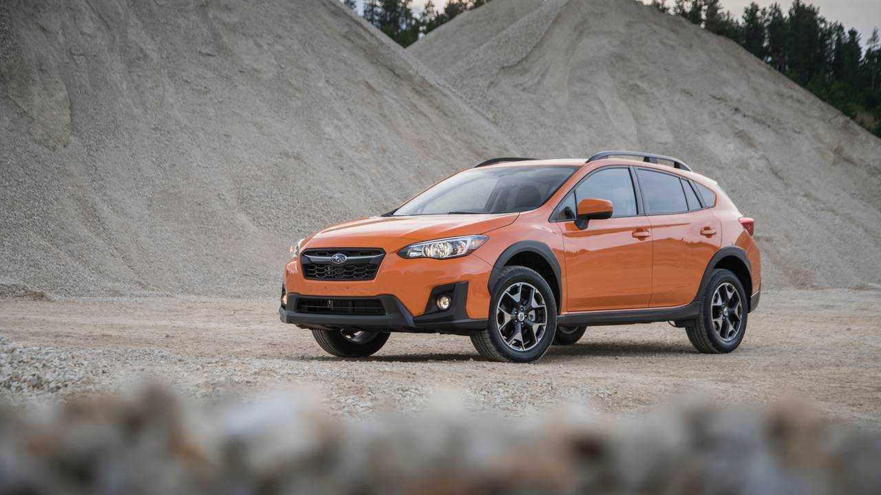 3. Subaru Crosstrek: $1,236