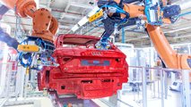 Audi A1 production in Spain