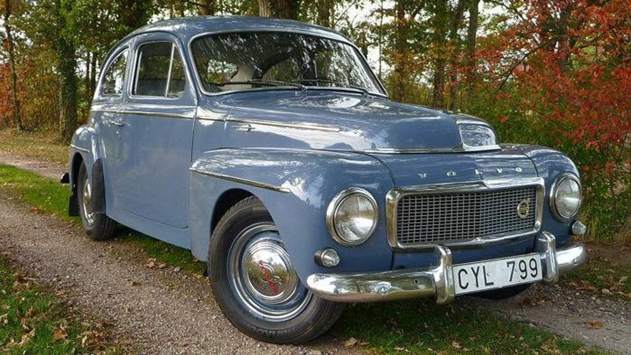 1960 Volvo PV544 – to be auctioned