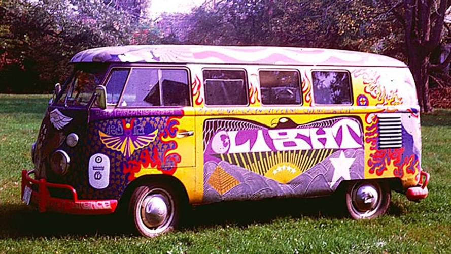 The Amazing Plans To Recreate The Woodstock VW Bus
