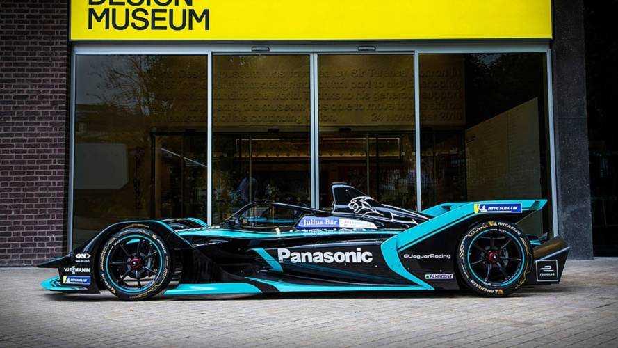 Voici la nouvelle Formule E de Jaguar