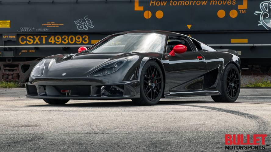 Rossion Q1R is an ultra-rare track car you never knew you wanted