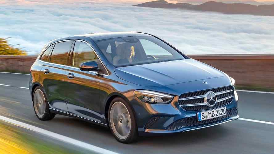Neue Mercedes B-Klasse (2019): Jetzt ist der Preis fix