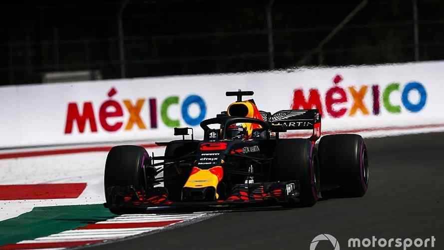 Ricciardo agua la fiesta a Verstappen en México