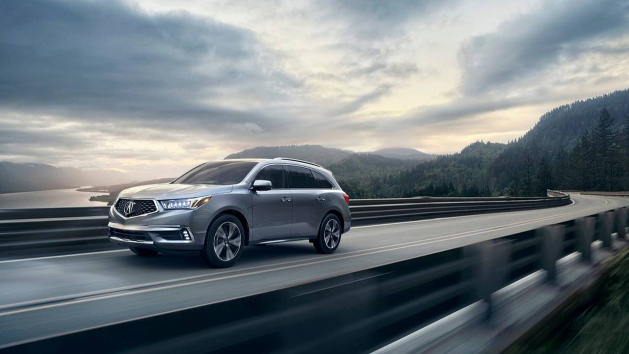 Midsize Luxury SUV: Acura MDX