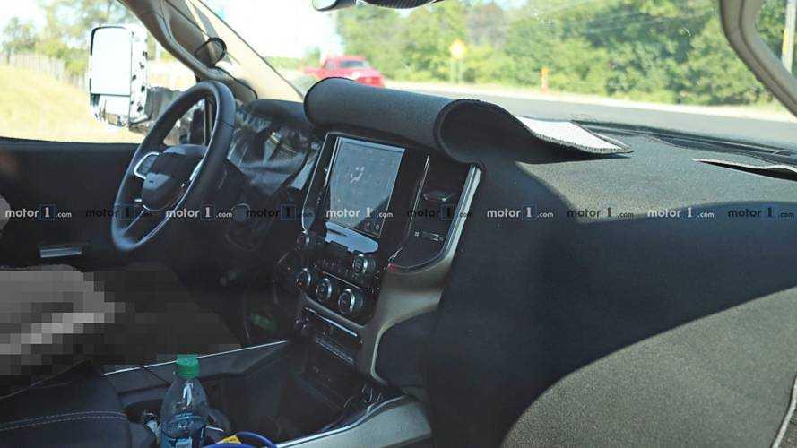2020 Ram HD Spy Photo