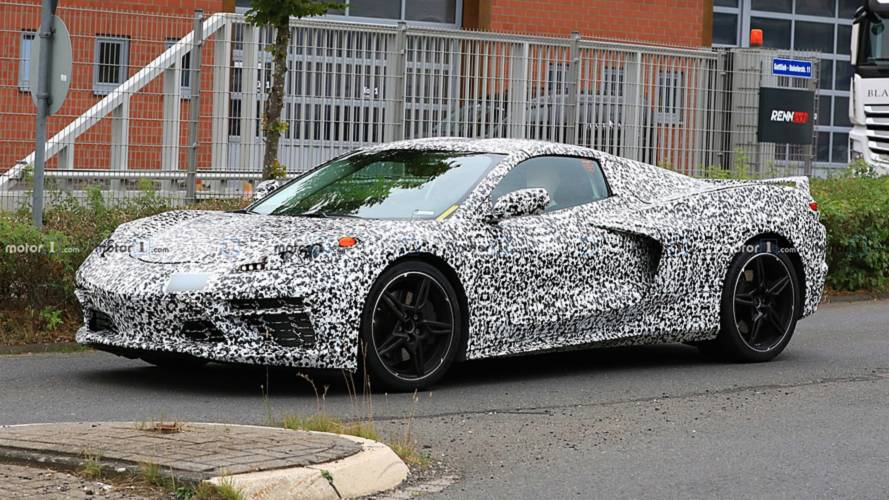 GM Patent Hints At Manual Mid-Engined Corvette