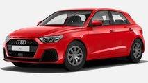 Audi A1 Basis