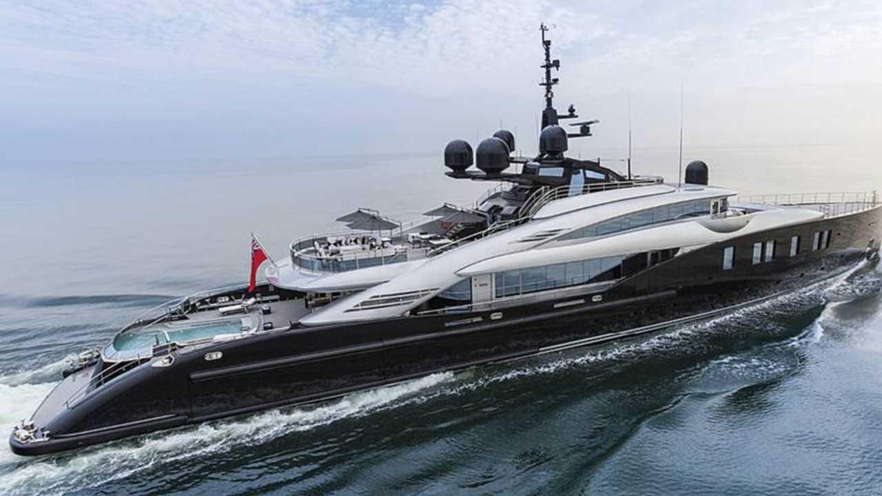 ISA Motor Yacht OKTO