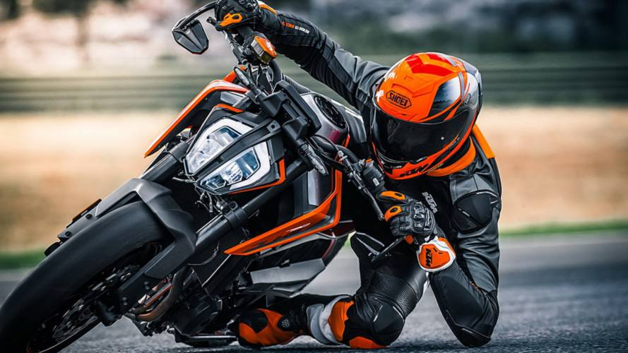 Cascos SHOEI KTM Powerwear