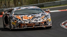 Lamborghini Aventador SVJ Nurburgring record