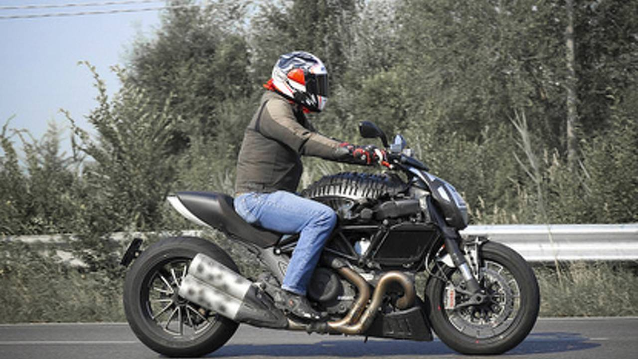 Is the Ducati 0803 a cruiser or a muscle bike?