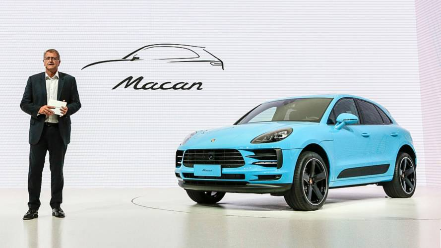 Here Are The 2019 Porsche Macan Engine Details