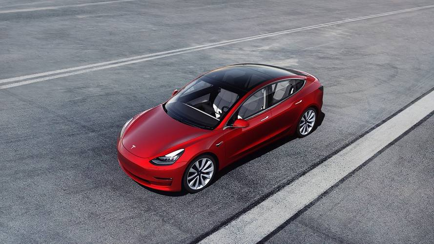 Tesla Model 3 VIN Registrations For Europe Exceed 8,500