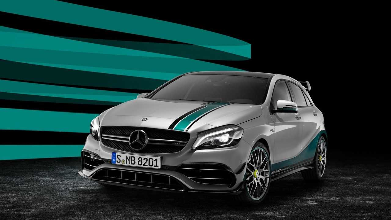 Mercedes-AMG A45 4MATIC Petronas Champion du Monde Edition One
