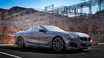 BMW 8 Series Convertible teaser