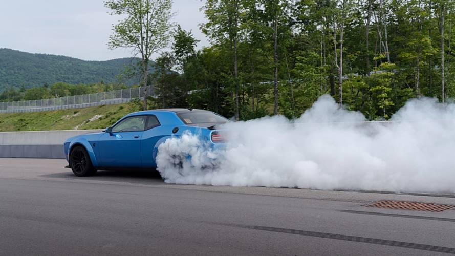 2019 Dodge Challenger SRT Hellcat Redeye