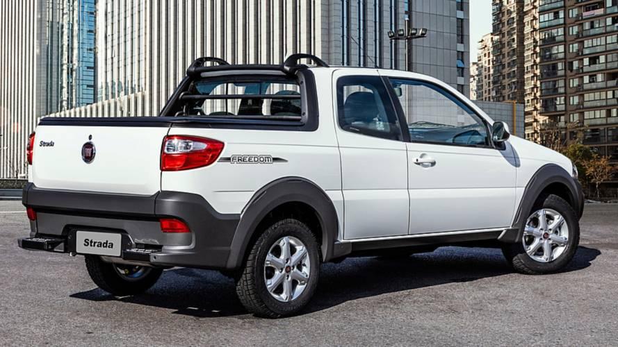 Fiat Strada e Fiorino ficam até R$ 1.690 mais caras após reajuste