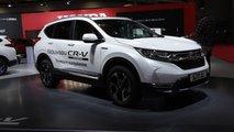 Honda CR-V Hybrid 2019 en el salón de París 2018