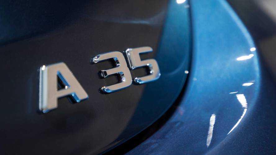 Mercedes, A35'in AMG ismini sadeleştirmeyeceğinden emin