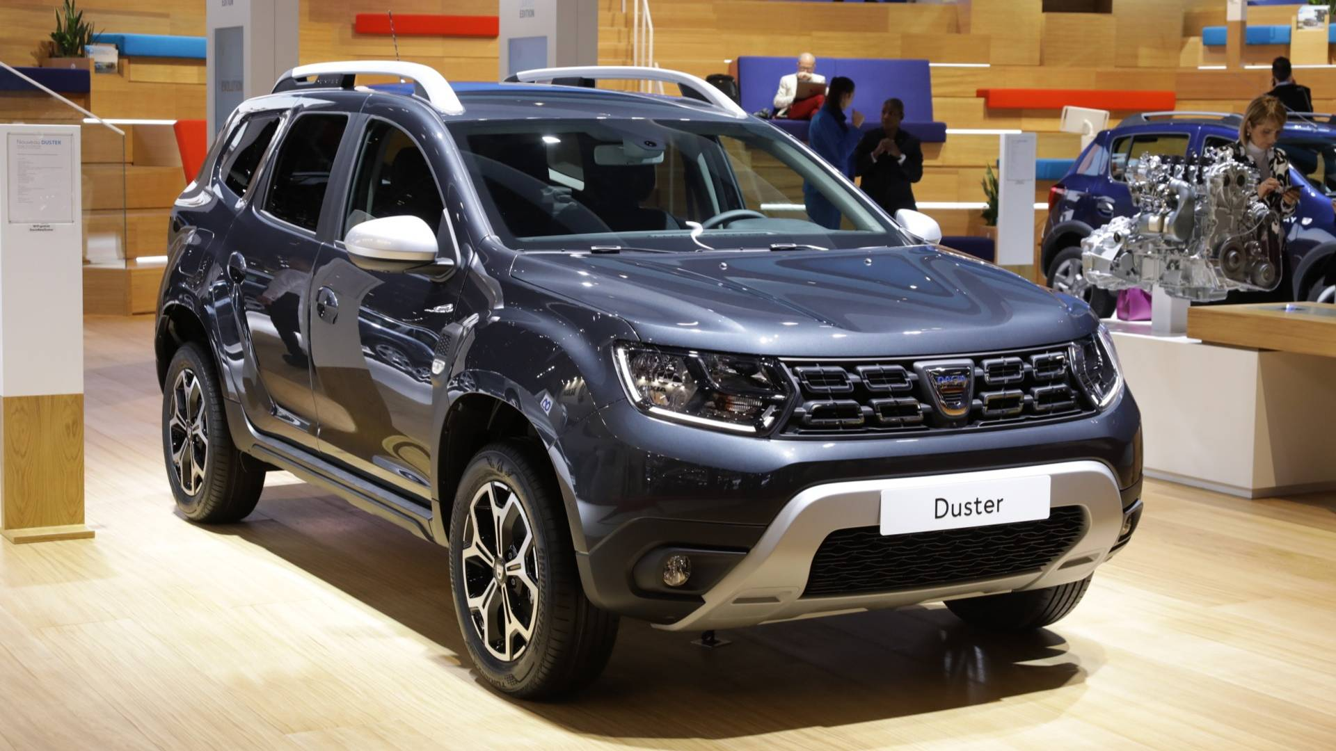 2a74f78bf46 Dacia Duster Gains 1.3-Liter Gasoline Engine With Up To 150 HP