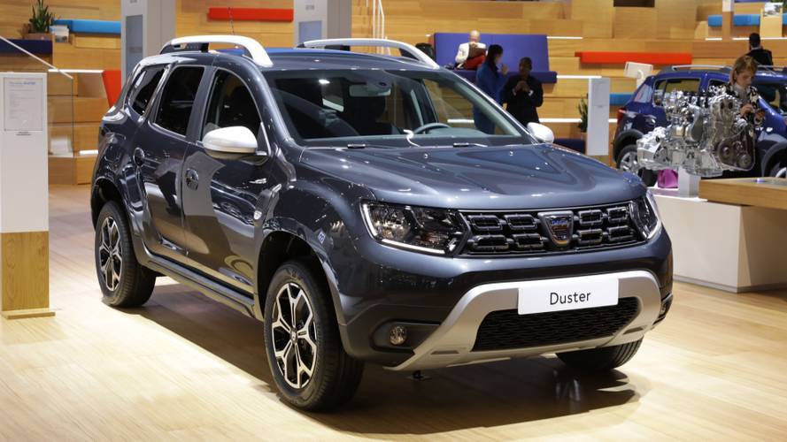 Dacia Duster gains new engine, becomes most powerful Dacia ever