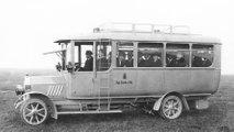 Horch 25-55 PS, Omnibus der Königl. Sächs. Staatsbahn