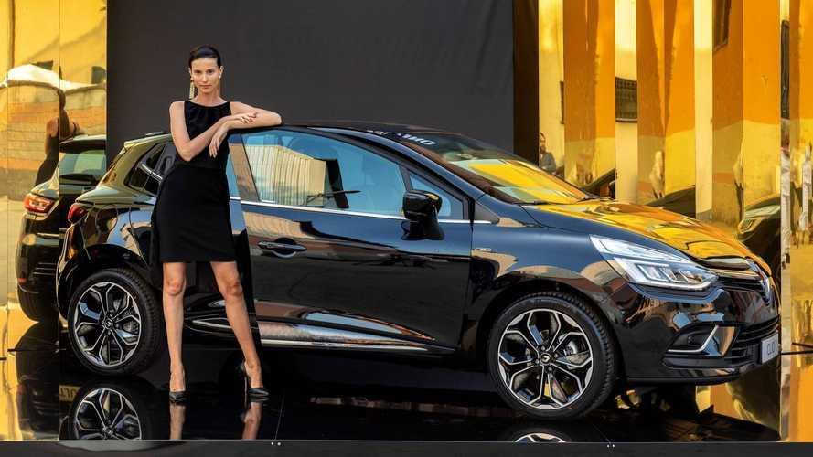 Renault Clio Moschino, punta sull'eleganza