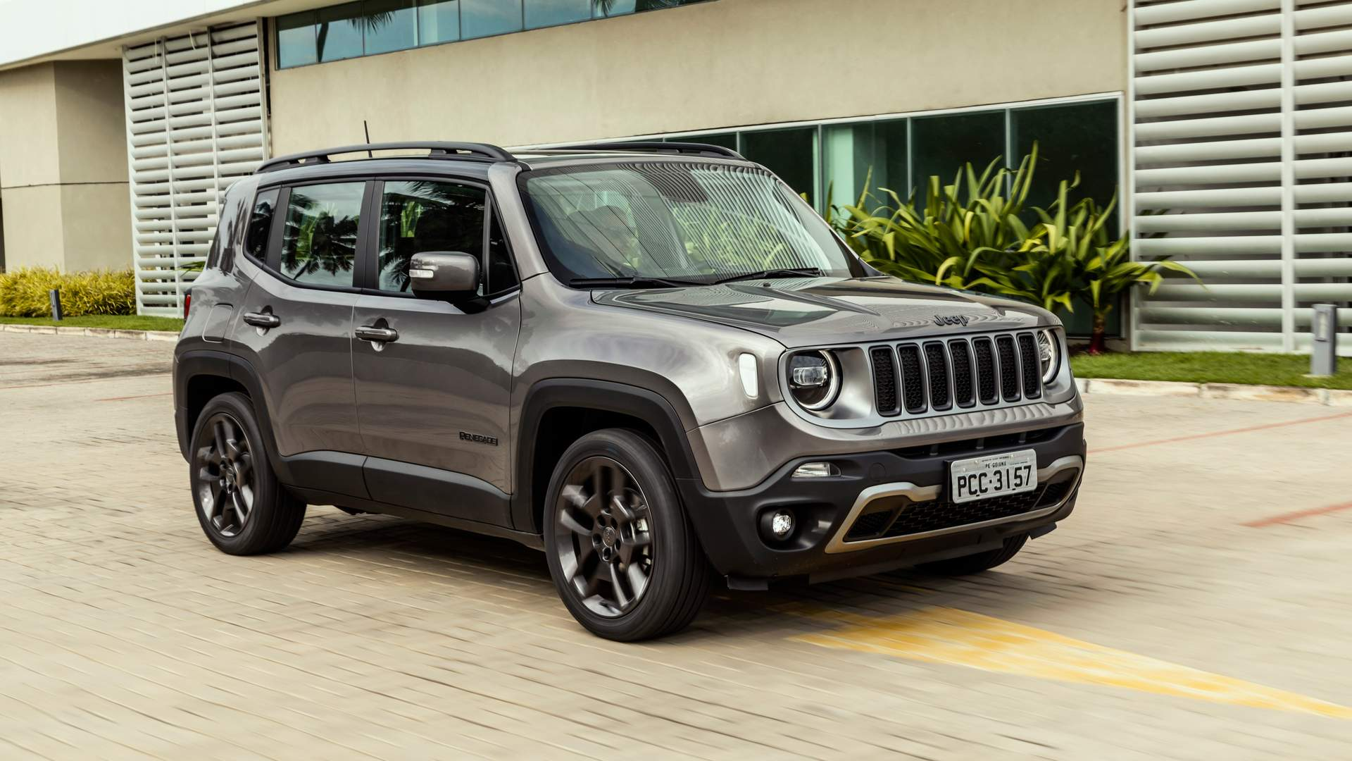 Jeep Renegade 2019 Muda Visual Versoes E Equipamentos Veja Precos