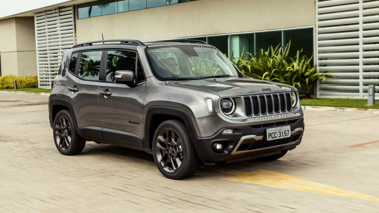 Jeep Renegade 2019 Motor1 Com Fotos