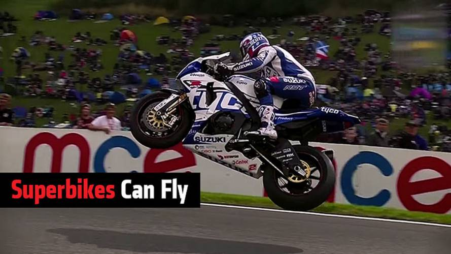 Superbikes Can Fly