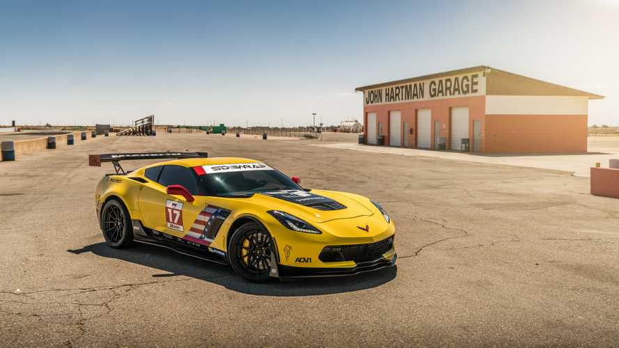 Chevy Corvette Z06 by Speed Society