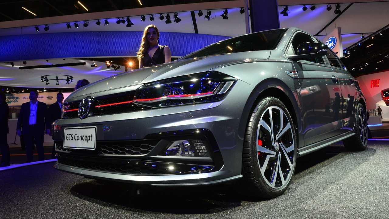 Volkswagen Polo GTS - Salão de SP 2018