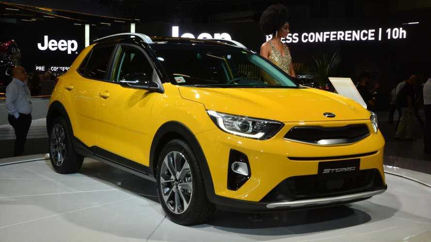 Salão de SP: Kia Stonic veio só para dizer que outro SUV virá em 2019