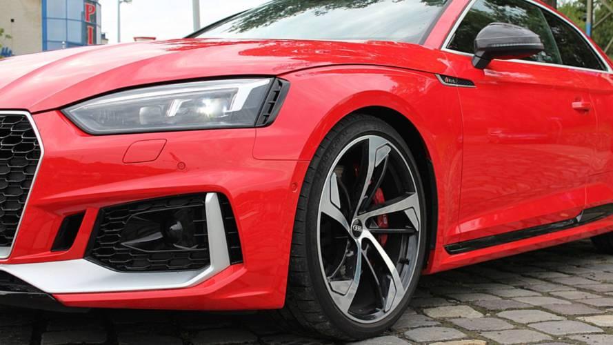 Audi RS 5 Coupé: jól szigetelt süketszobában lehet igazán őrjöngeni