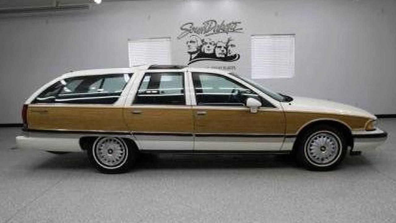 1991 Buick Roadmaster - $11,875