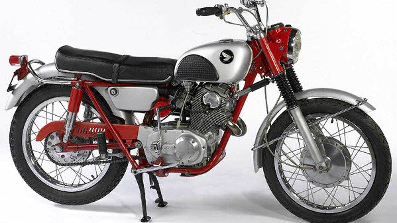 Honda CL750 Scrambler: will Big Red build one for you?