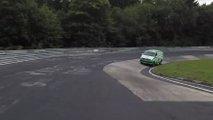 Volkswagen Transporter record Nürburgring