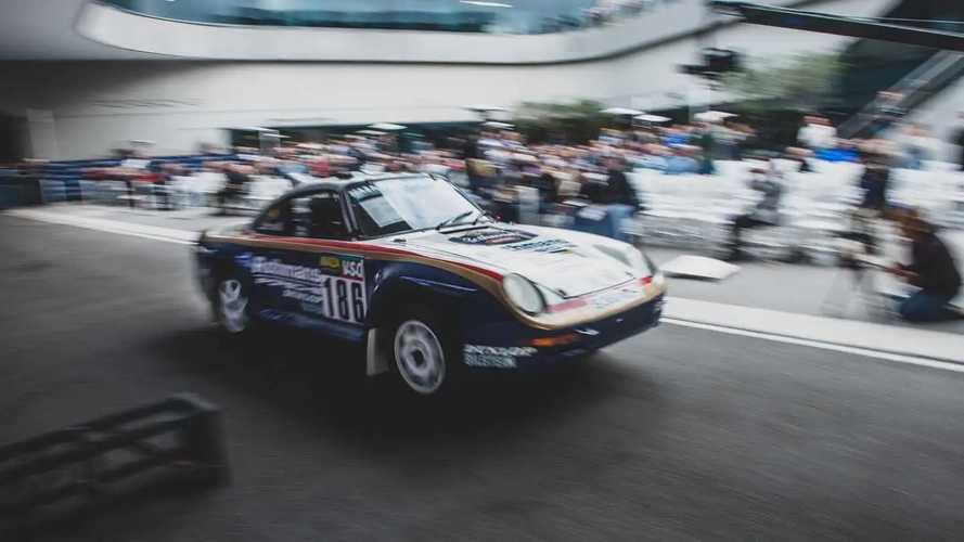 Enchères Porsche - RM Sotheby's
