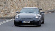 New Porsche 911 GT3 Spy Photos