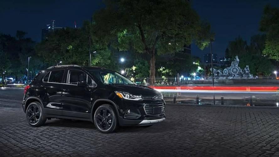 Chevrolet Tracker Midnight é lançado no México e pode vir ao Brasil