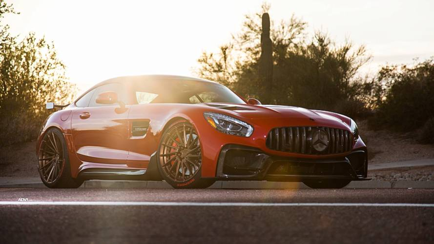 Mercedes-AMG GT S by Creative Bespoke